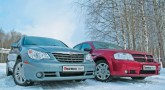 Chrysler Sebring vs Dodge Avenger. Антиподы