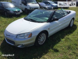 Chrysler Sebring 2.5i                                            2001